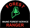 Maine Ranger Patch